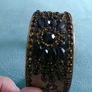 Jeweled Bangle Bracelet